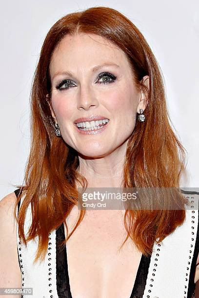Actress Julianne Moore attends the 24th Annual Gotham Independent Film Awards at Cipriani Wall Street on December 1 2014 in New York City