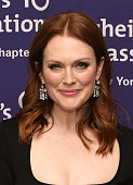 Actress Julianne Moore attends the Alzheimer's Association New York City Chapter's 2015 'ForgetMeNot' Gala at The Pierre Hotel on June 8 2015 in New...