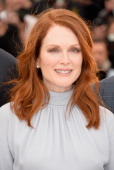 Actress Julianne Moore attends the 'Maps To The Stars' photocall during the 67th Annual Cannes Film Festival on May 19 2014 in Cannes France