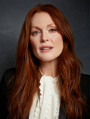 Actress Julianne Moore is photographed for Self Assignment on September 11 2013 in New York City