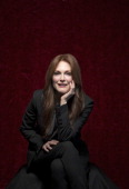 Actress Julianne Moore is photographed for USA Today on October 4 2013 in Los Angeles California
