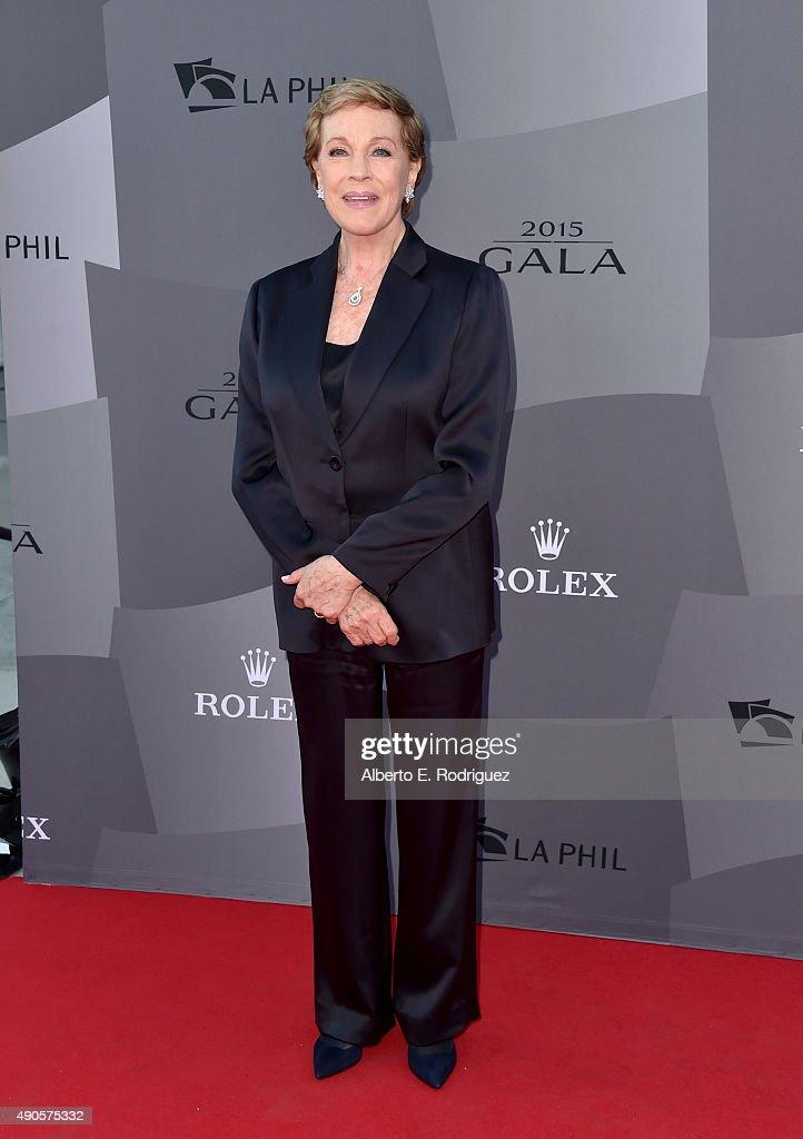 The Los Angeles Philharmonic 2015/2016 Season Opening Night Gala