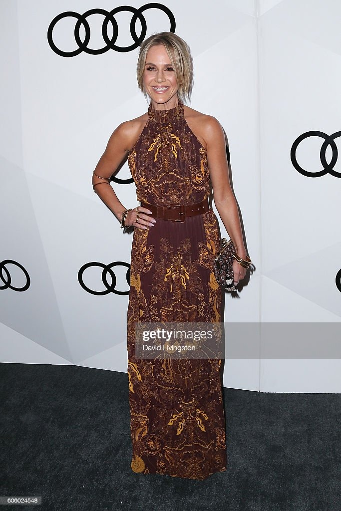 Actress Julie Benz arrives at Audi Celebrates The 68th Emmys at Catch on September 15, 2016 in West Hollywood, California.