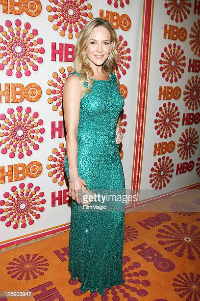 Actress Julie Benz attends HBO's Official Emmy After Party at The Plaza at the Pacific Design Center on September 18 2011 in Los Angeles California