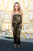 Actress Julie Benz attends the Wanderlust Hollywood Grand Opening on July 22 2015 in Los Angeles California