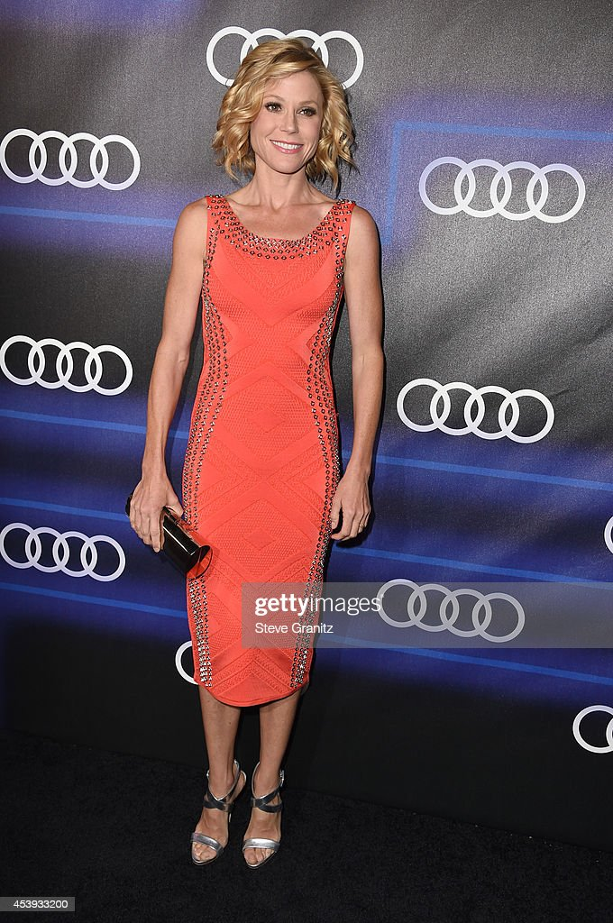 Actress Julie Bowen attends Audi Emmy Week Celebration at Cecconi's Restaurant on August 21, 2014 in Los Angeles, California.
