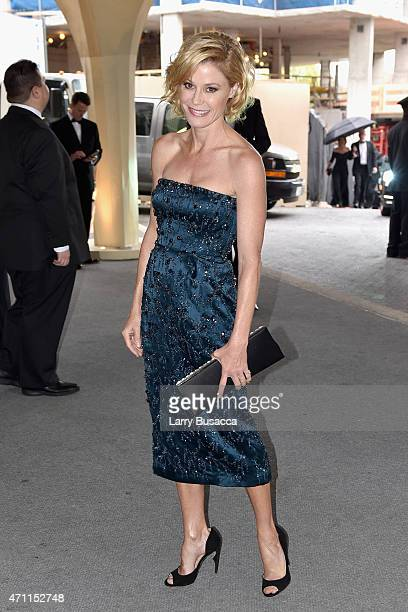 Actress Julie Bowen attends the 101st Annual White House Correspondents' Association Dinner at the Washington Hilton on April 25 2015 in Washington DC