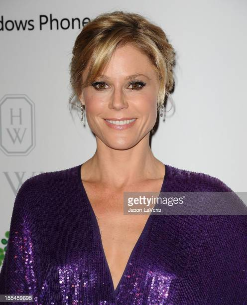 Actress Julie Bowen attends the 1st annual Baby2Baby gala at Book Bindery on November 3 2012 in Culver City California