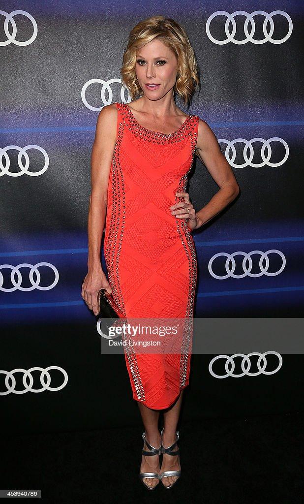 Actress Julie Bowen attends the Audi celebration of Emmys Week 2014 at Cecconi's Restaurant on August 21, 2014 in Los Angeles, California.