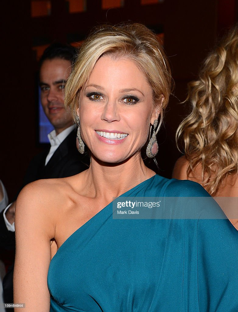Actress Julie Bowen attends the FOX After Party for the 70th Annual Golden Globe Awards held at The FOX Pavillion at The Beverly Hilton Hotel on January 13, 2013 in Beverly Hills, California.