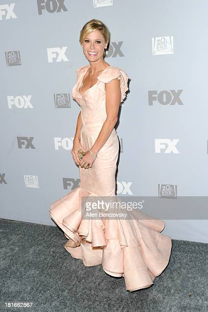 Actress Julie Bowen attends the Fox Broadcasting Twentieth Century Fox Television and FX 2013 Emmy nominees celebration at Soleto on September 22...