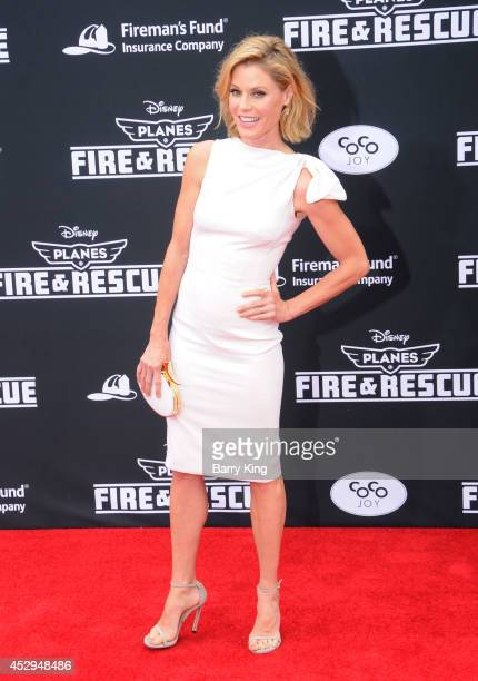 Actress Julie Bowen attends the premiere of 'Planes Fire Rescue' on July 15 2014 at the El Capitan Theatre in Hollywood California