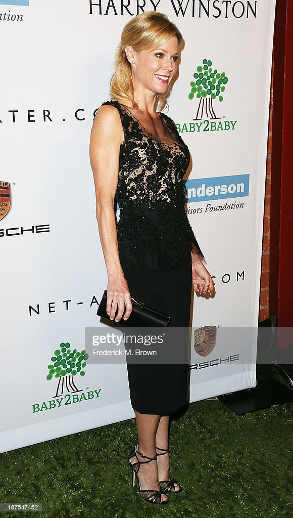 Actress Julie Bowen attends the Second Annual Baby2Baby Gala at the Book Bindery on November 9, 2013 in Culver City, California.