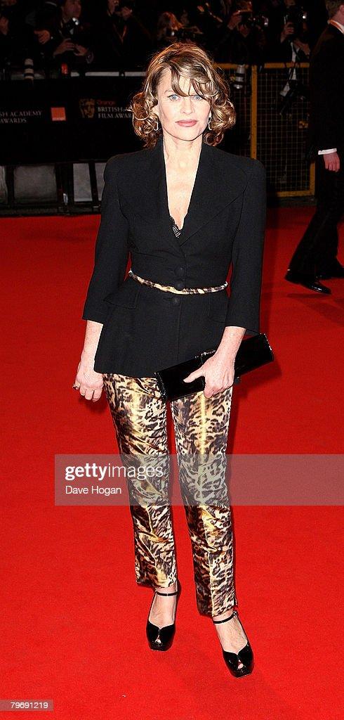 The Orange British Academy Film Awards 2008 - Inside Arrivals