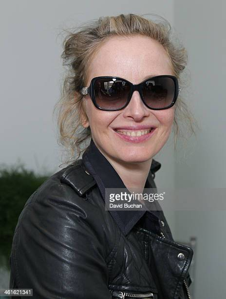 Actress Julie Delpy attends the DPA PreGolden Globe Awards Gift Suite at the Luxe Hotel on January 9 2014 in Beverly Hills California