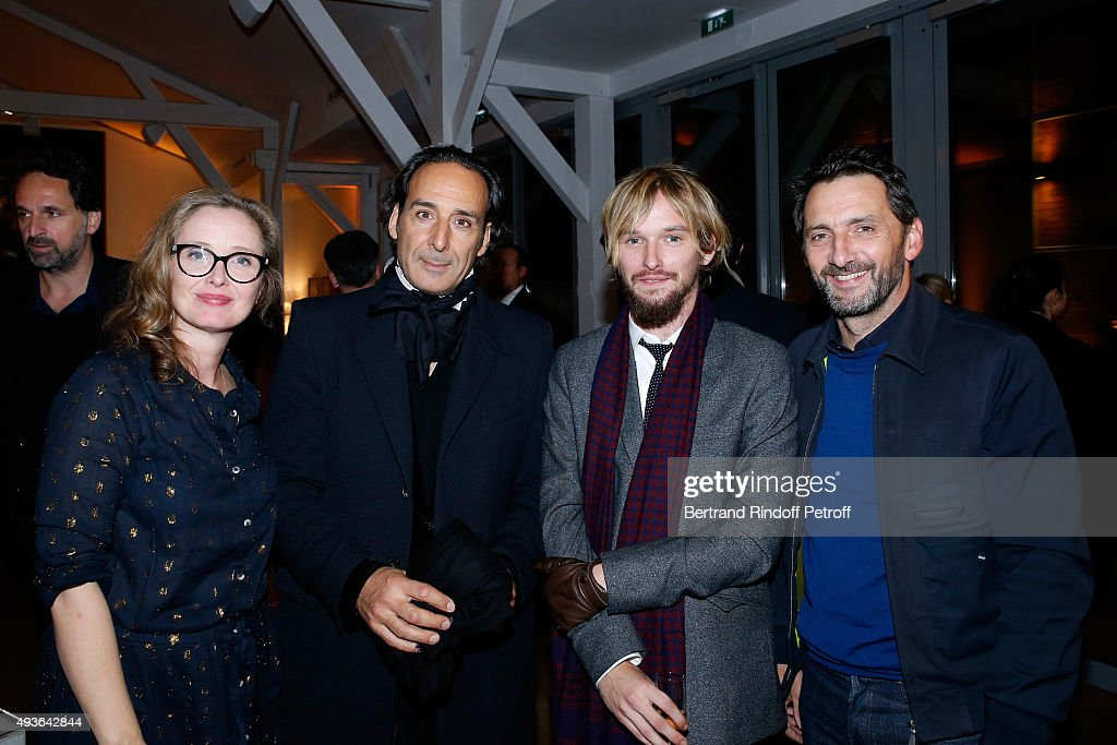 Private View At Galerie Thaddaeus Ropac In Pantin