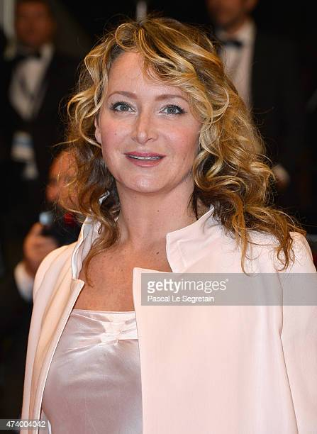 Actress Julie Ferrier attends the Premiere of 'Marguerite And Julien' during the 68th annual Cannes Film Festival on May 19 2015 in Cannes France
