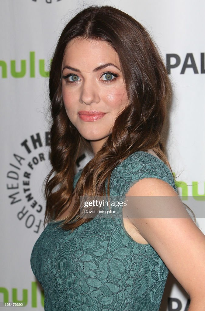 Actress Julie Gonzalo attends The Paley Center For Media's PaleyFest 2013 honoring 'Dallas' at the Saban Theatre on March 10, 2013 in Beverly Hills, California.