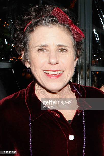 Actress Julie Kavner attends the 'Relatively Speaking' opening night after party at the Brooks Atkinson Theatre on October 20 2011 in New York City