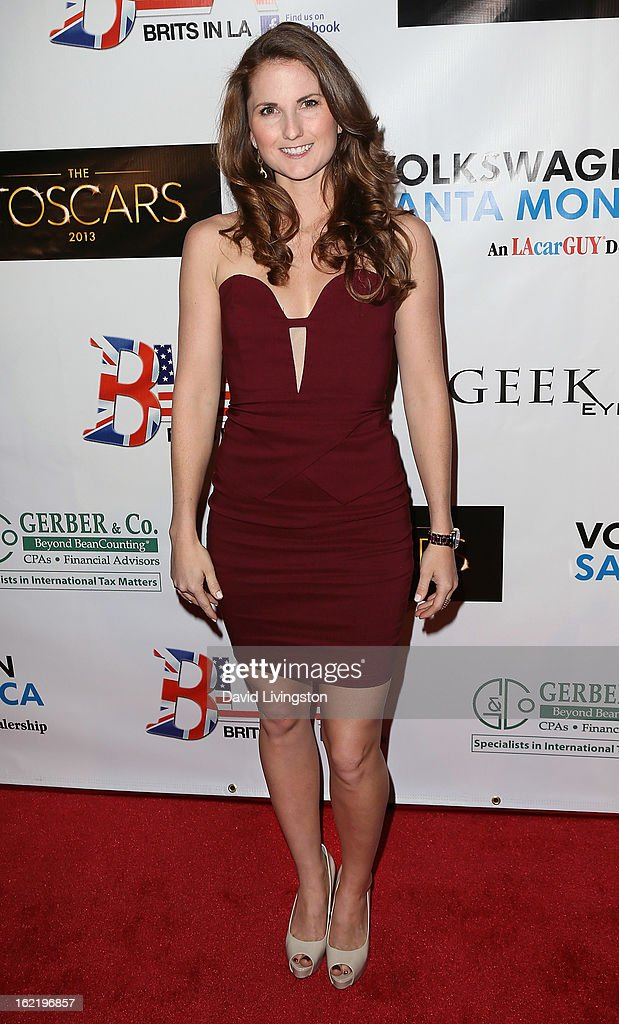 Actress Juliet Lemar Roberts attends the 6th Annual Toscar Awards at the Egyptian Theatre on February 19, 2013 in Hollywood, California.