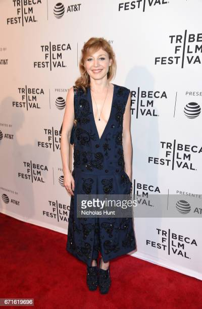 Actress Juliet Rylance attends 'Love After Love' premiere during the 2017 Tribeca Film Festival at SVA Theatre on April 22 2017 in New York City