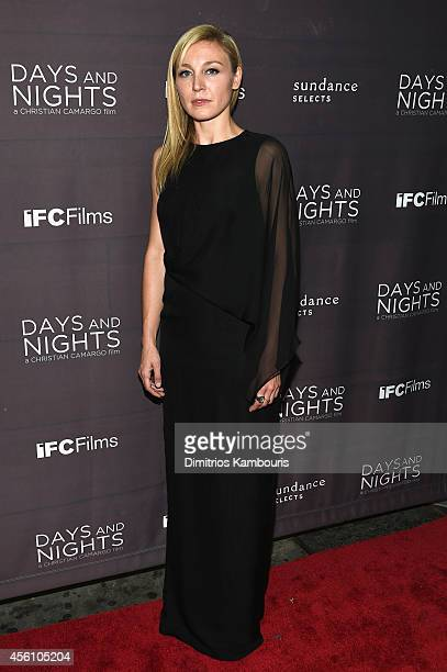 Actress Juliet Rylance attends the premiere of 'Days And Nights' at the IFC Center on September 25 2014 in New York City