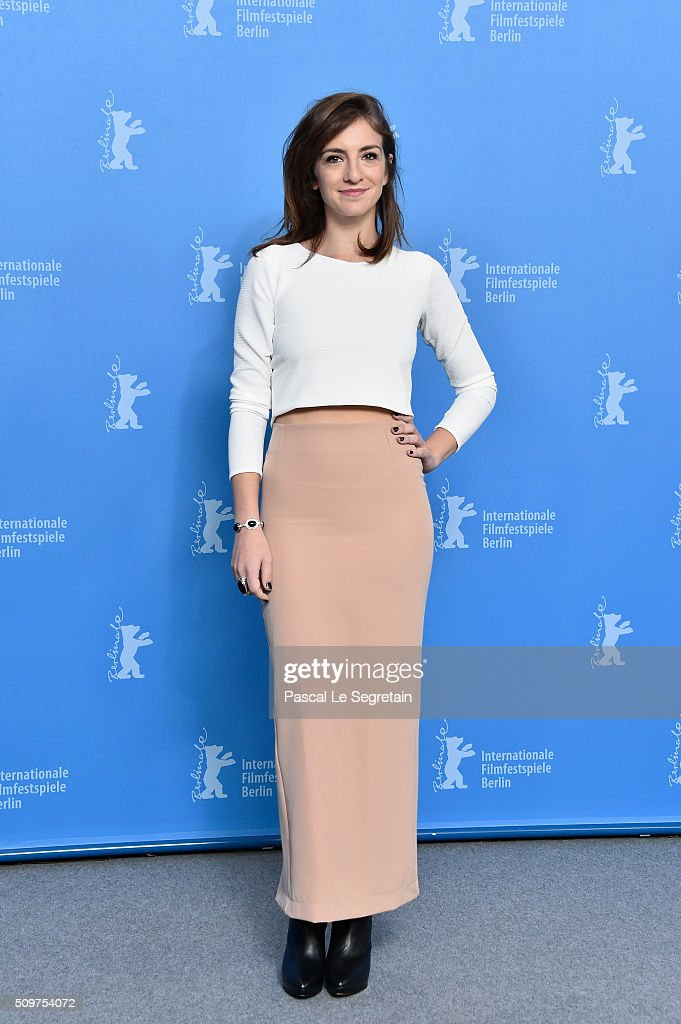 Actress Julieta Zylberberg attends the 'The Tenth Man' photo call during the 66th Berlinale International Film Festival Berlin at Grand Hyatt Hotel on February 12, 2016 in Berlin, Germany.