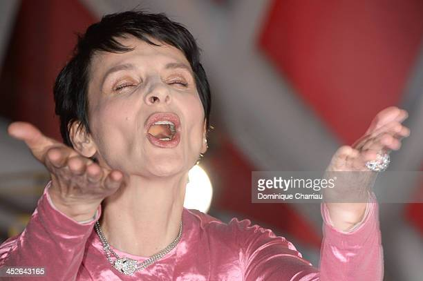 Actress Juliette Binoche attends the 'A Thousand Times Good Night' premiere during the 13th Marrakech International Film Festival on November 30 2013...
