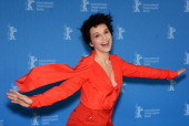 Actress Juliette Binoche attends the 'Camille Claudel 1915' Photocall during the 63rd Berlinale International Film Festival at the Grand Hyatt Hotel...