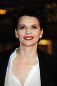 Actress Juliette Binoche attends the 'Camille Claudel 1915' Premiere during the 63rd Berlinale International Film Festival at Berlinale Palast on...