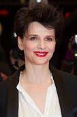 Actress Juliette Binoche attends the 'Camille Claudel 1915' Premiere during the 63rd Berlinale International Film Festival at Berlinale Palast in...