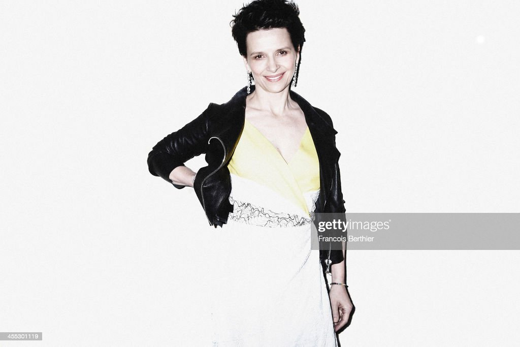 Actress Juliette Binoche is photographed for Self Assignment during the 13th Marrakech Film Festival on December 2, 2013 in Marrakech, Morocco.
