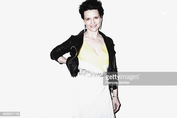 Actress Juliette Binoche is photographed for Self Assignment during the 13th Marrakech Film Festival on December 2 2013 in Marrakech Morocco