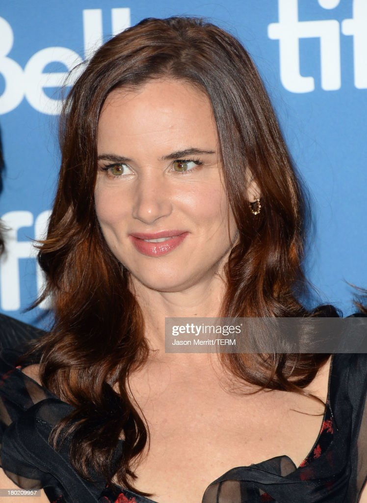 Actress Juliette Lewis attends 'August: Osage County' Press Conference during the 2013 Toronto International Film Festival at TIFF Bell Lightbox on September 10, 2013 in Toronto, Canada.