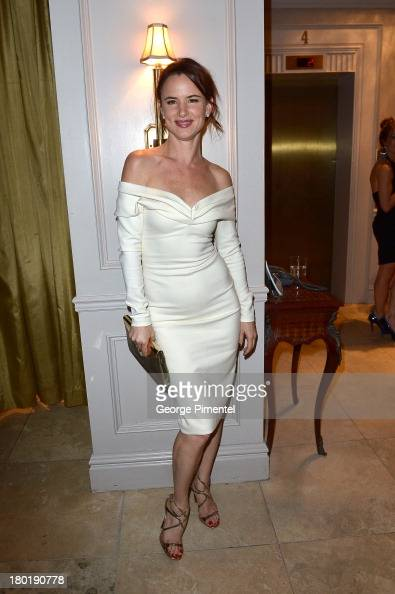 Actress Juliette Lewis attends InStyle and the Hollywood Foreign Press Association's Annual Toronto International Film Festival Party hosted by...