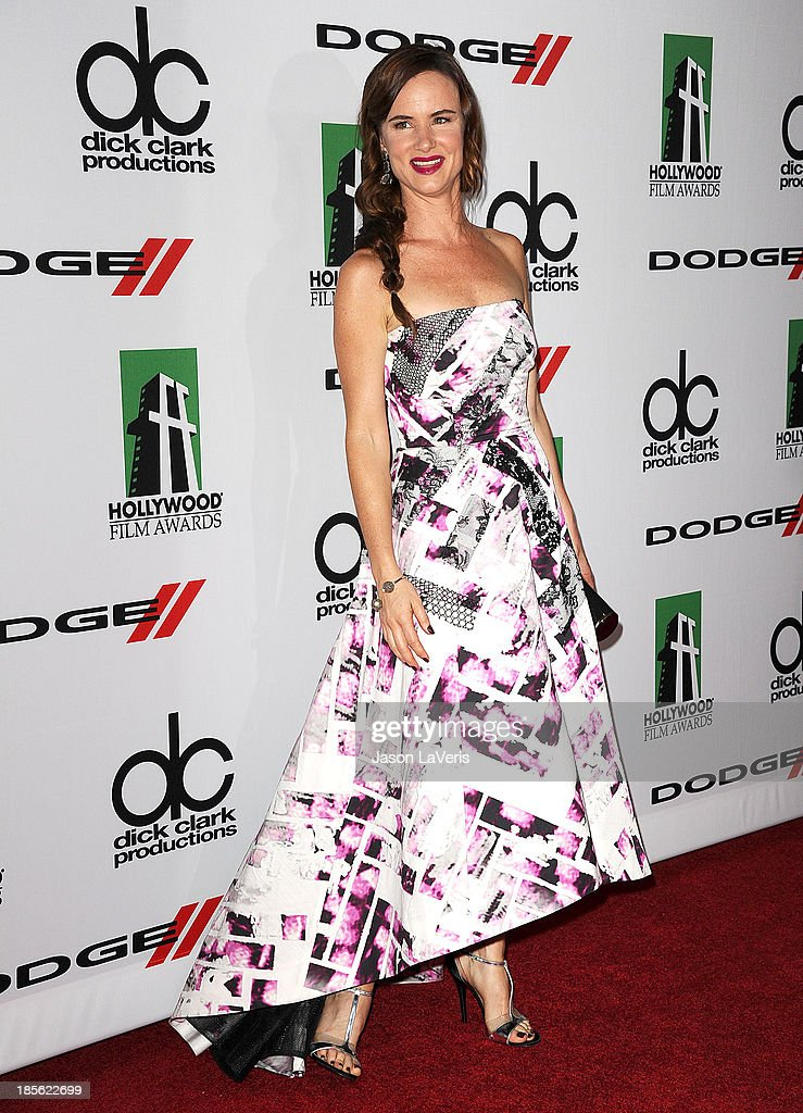 Actress Juliette Lewis attends the 17th annual Hollywood Film Awards at The Beverly Hilton Hotel on October 21, 2013 in Beverly Hills, California.