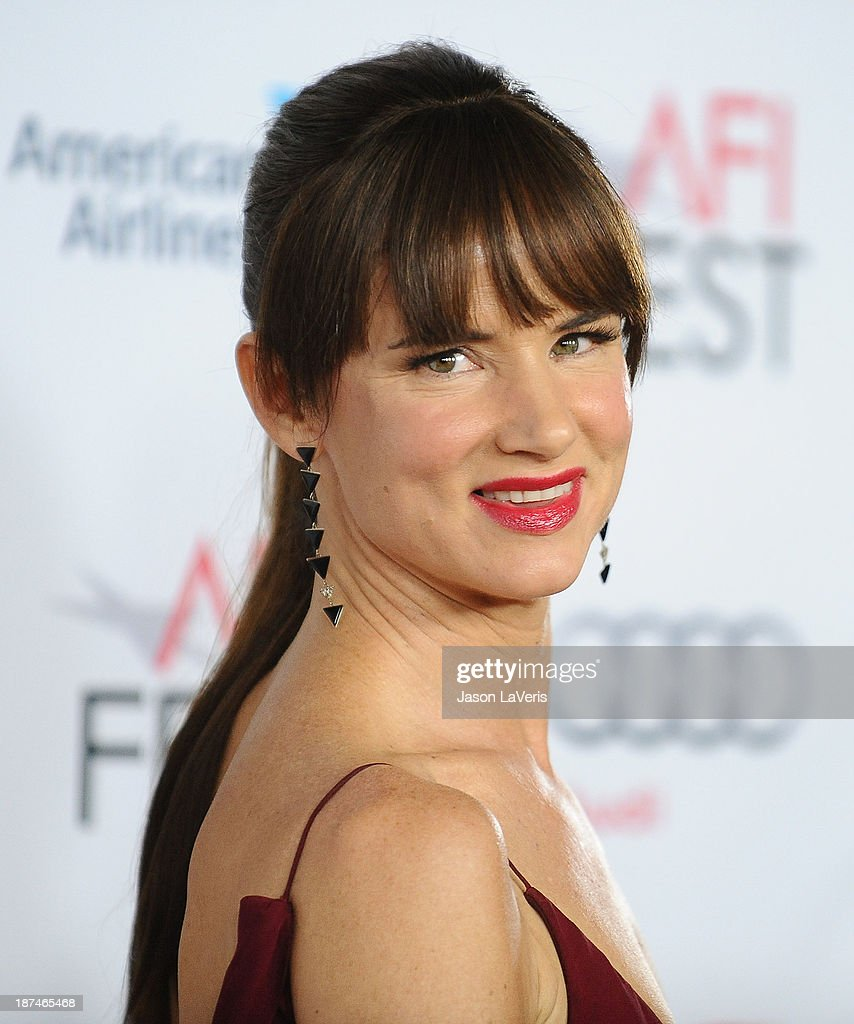 Actress Juliette Lewis attends the premiere of 'August: Osage County' at the 2013 AFI Fest at TCL Chinese Theatre on November 8, 2013 in Hollywood, California.