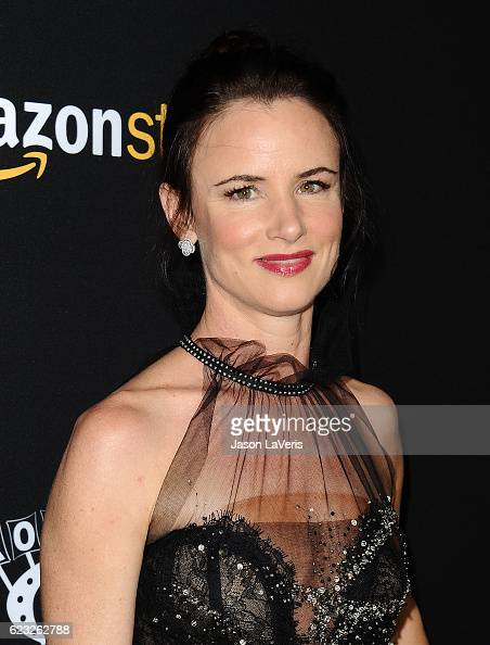 Actress Juliette Lewis attends the premiere of 'Manchester by the Sea' at Samuel Goldwyn Theater on November 14 2016 in Beverly Hills California