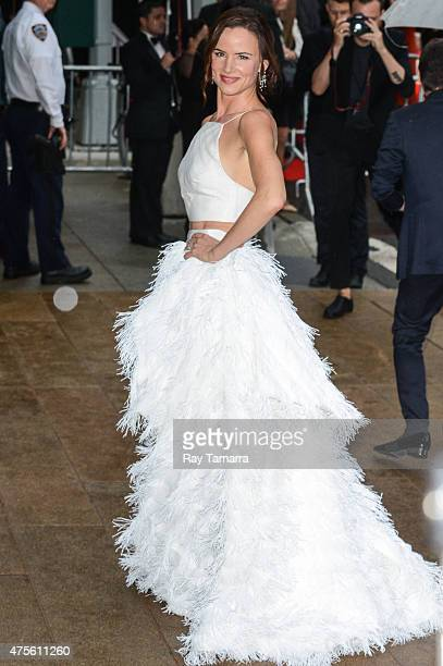 Actress Juliette Lewis enters the 2015 CFDA Fashion Awards at Alice Tully Hall at Lincoln Center on June 1 2015 in New York City