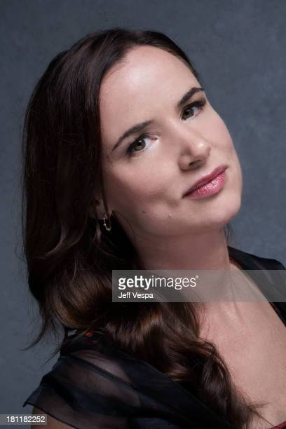 Actress Juliette Lewis is photographed at the Toronto Film Festival on September 10 2013 in Toronto Ontario