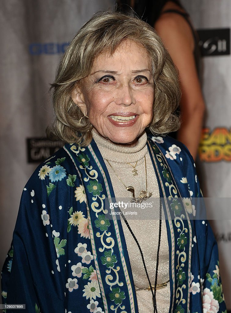 Actress June Foray attends Spike TV's 2011 Scream Awards at Gibson Amphitheatre on October 15, 2011 in Universal City, California.