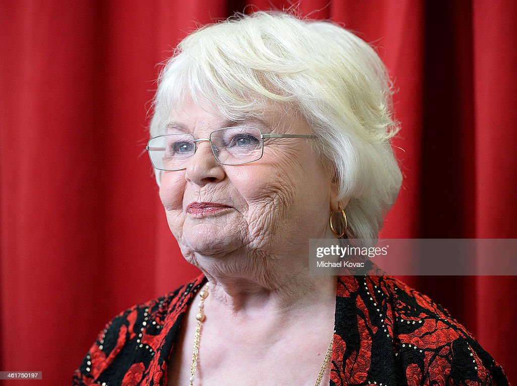 Actress <a gi-track='captionPersonalityLinkClicked' href=/galleries/search?phrase=June+Squibb&family=editorial&specificpeople=3089431 ng-click='$event.stopPropagation()'>June Squibb</a> attends the 14th annual AFI Awards Luncheon at the Four Seasons Hotel Beverly Hills on January 10, 2014 in Beverly Hills, California.