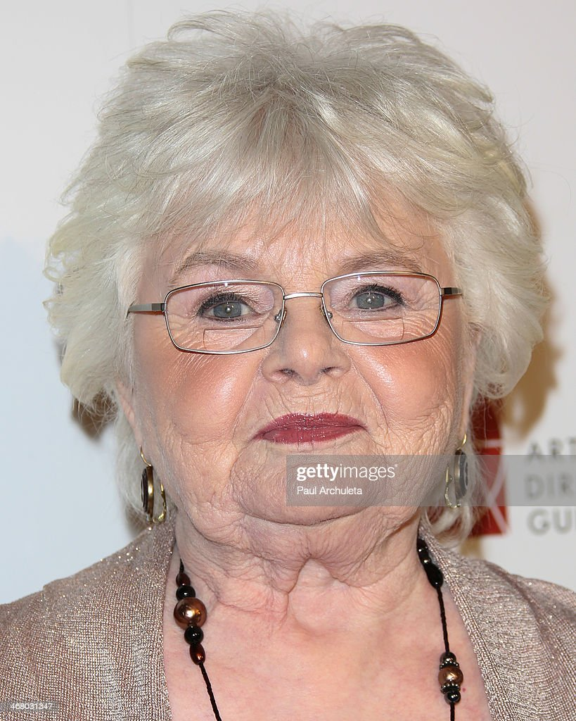Actress June Squibb attends the 18th Annual Art Directors Guild Excellence In Production Design Awards at The Beverly Hilton Hotel on February 8, 2014 in Beverly Hills, California.