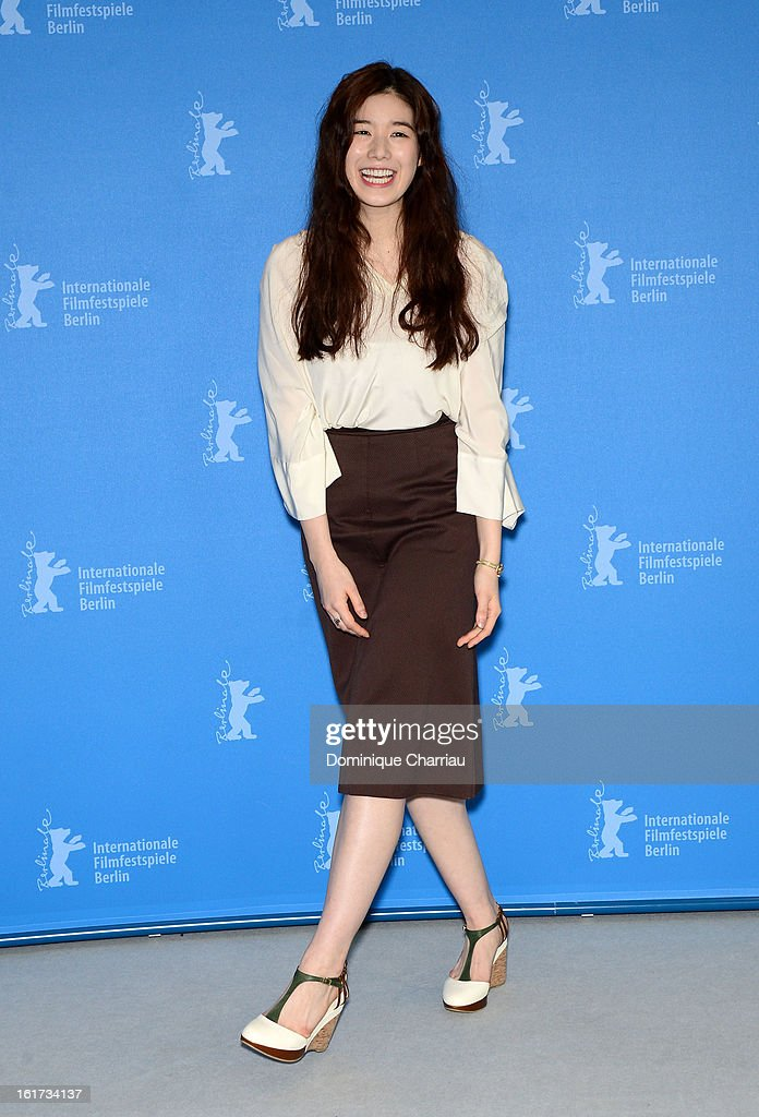 Actress Jung Eun Chae attends the 'Nobody's Daughter Haewon' Photocall during the 63rd Berlinale International Film Festival at the Grand Hyatt Hotel on February 15, 2013 in Berlin, Germany.