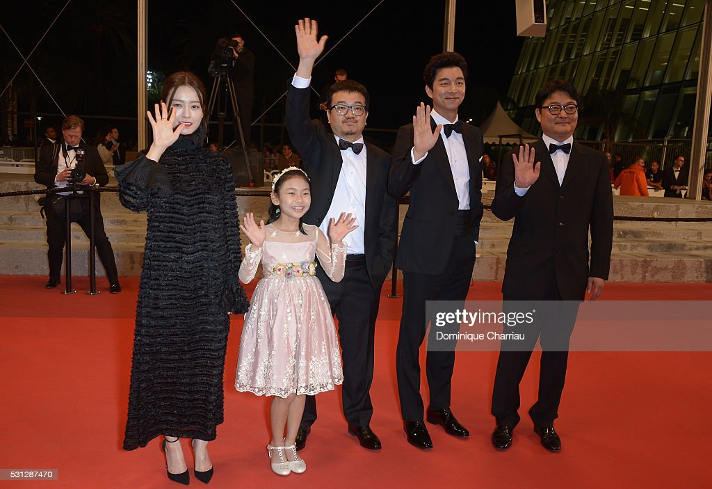 """Train To Busan "" - Red Carpet Arrivals - The 69th Annual Cannes Film Festival"