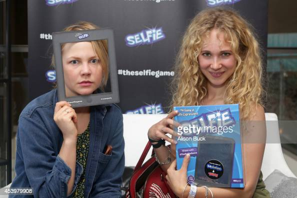 Actress Juno Temple attends Kari Feinstein's Style Lounge presented by Paragon at Andaz West Hollywood on August 22 2014 in Los Angeles California