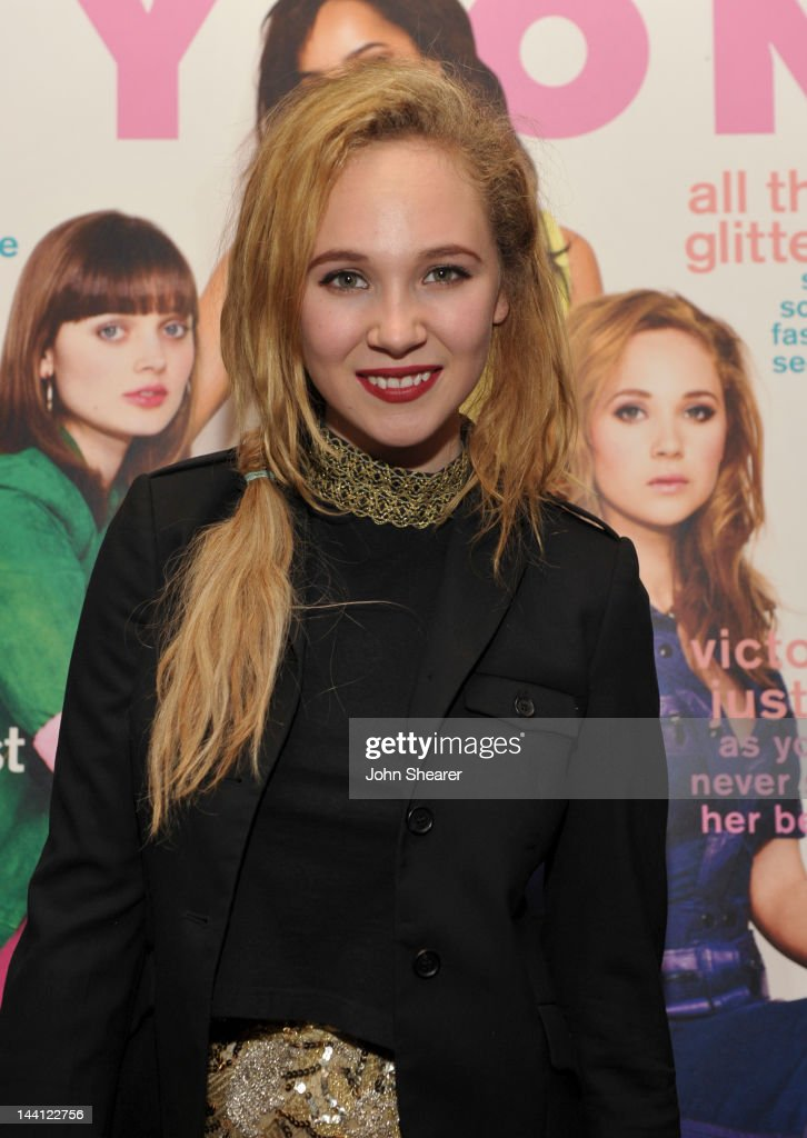 Actress Juno Temple attends NYLON Magazine And Tommy Girl Celebrate The Annual May Young Hollywood Issue - Dinner at Hollywood Roosevelt Hotel on May 9, 2012 in Hollywood, California.