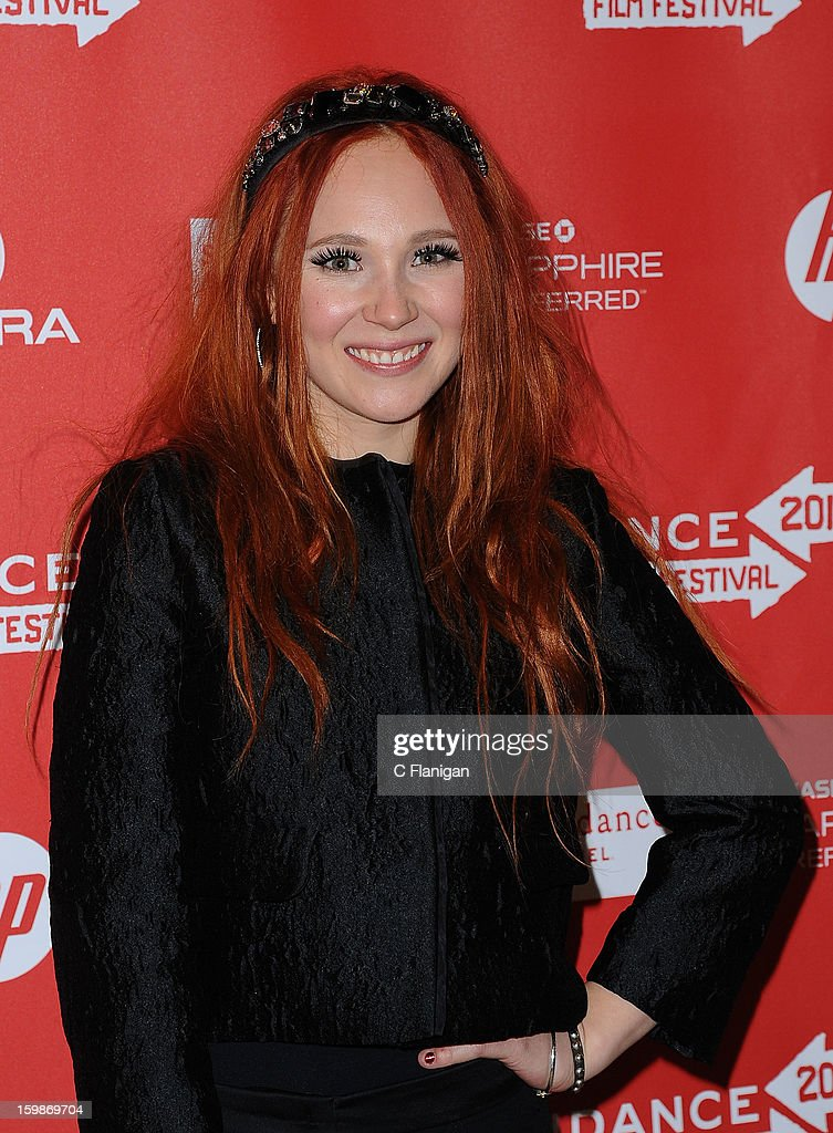 Actress Juno Temple attends the 'Afternoon Delight' premiere at Eccles Center Theatre during the 2013 Sundance Film Festival on January 21, 2013 in Park City, Utah.