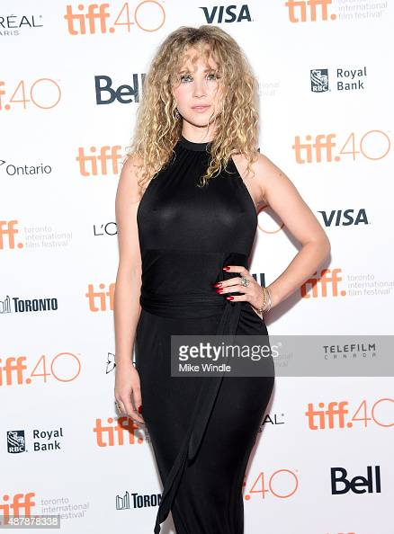 Actress Juno Temple attends the 'Len And Comnpany' photo call during the 2015 Toronto International Film Festival at Ryerson Theatre on September 11...