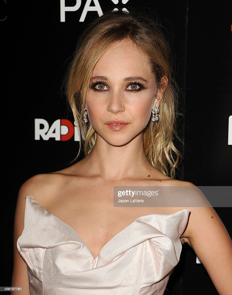 Actress Juno Temple attends the premiere of 'Horns' at ArcLight Hollywood on October 30 2014 in Hollywood California